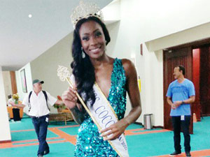 Miss Universe Bahamas – Tomii Culmer – Resigns