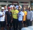 Toastmasters Club 1600 Holds Annual Fun Run Walk