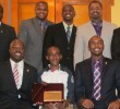 Spelling Bee Champ Receives New Toastmasters' Award