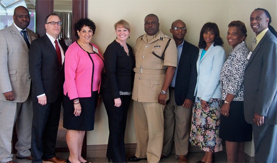 National Center for State Courts Partners with Police and Prosecutors