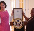U.S. Embassy Hosts Consular Appreciation Reception