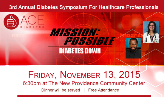 ACE Diabetes To Host 3rd Annual Seminar For Healthcare Professionals