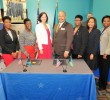U.S. Embassy and COB Renew American Corner MOU