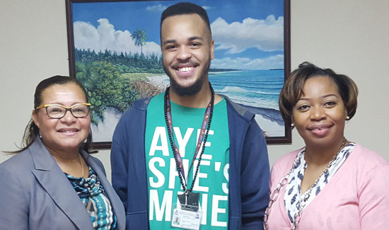 BTVI Student Off To Canada For Opportunity Of A Lifetime