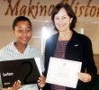 U.S. Embassy Announces Winners of Martin Luther King, Jr. Essay Contest