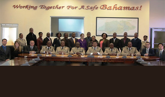 U.S. Embassy Provides Cyber Crime Training for the Royal Bahamas Police Force