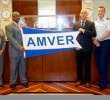 U.S. Embassy Presents AMVER Awards to Campbell Shipping Company