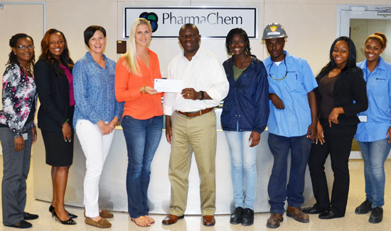 PharmaChem Issues Corporate Challenge for the Dogs Day Half Marathon