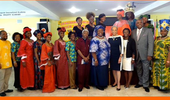 U.S. Embassy Celebrates Women's History Month