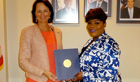 Two Bahamians Participate in U.S. State Department Exchange Focused on Combating Corruption
