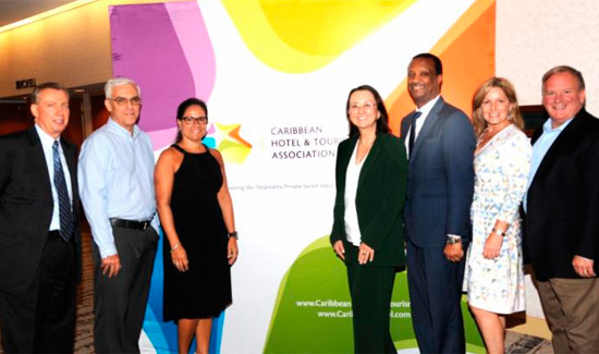Caribbean Hotel Association Elects New Officers For 2016-2018