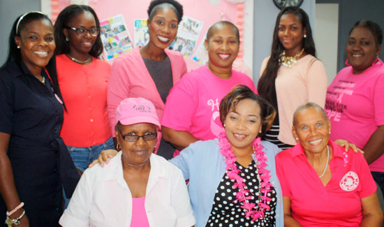 A Helping Hand For Breast Cancer Support Group