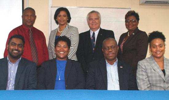 National Development Plan Presented at BTVI