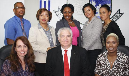 BTVI and US Embassy Strengthening Alliances