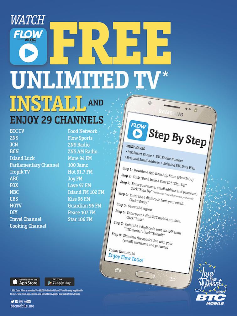 Flow TV for Everyone | Bahamas News