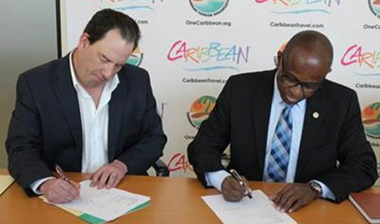 AirBnB & Caribbean Tourism Organization Sign Cooperation Agreement