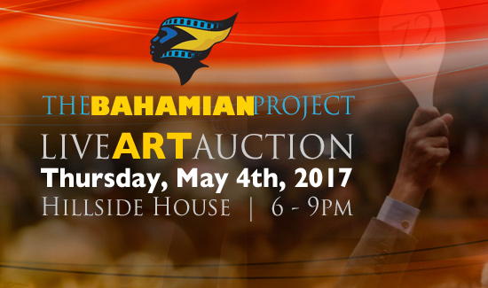 Bahamian Project Art Auction to Raise Funds For Prints & Framing