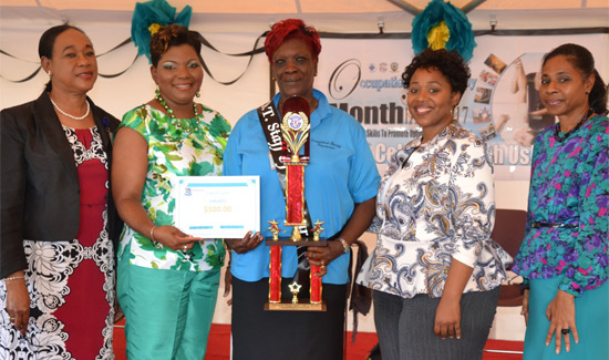 Deserving Sandilands Employee Lands Scholarship