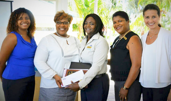Bahamas Hotel & Tourism Association, Walden University, Honour Tourism Champion