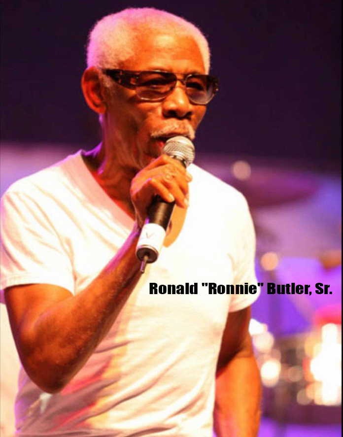 """Ronald """"Ronnie"""" Butler, Sr. M.B.E passed away at 80 this morning…"""