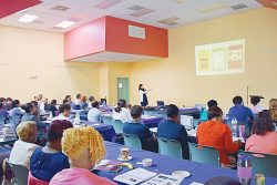 Workshop explores ways to improve children's learning and behavior