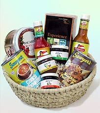 Authentically Bahamian Gourmet Gift basket