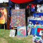 Haitian Booth