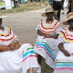 Women in Native Costume