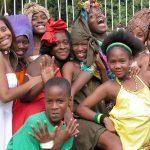 Bahamian Girls