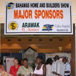 Entrance to the Home and Builders Show