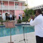 Haitian Sax