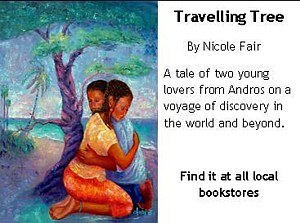 Travelling Tree by Nicole Fair