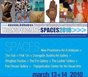 Transforming Spaces 2010