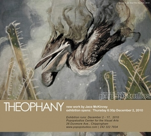 Theophany - Jace McKinney