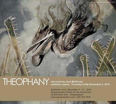 Theophany by Jace McKinney