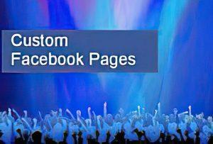 Custom Facebook Page Design