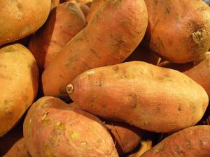 Sweet Potatoes – The Ultimate Convenience Food For Baby