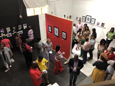 Art Exhibition at Creative Center Bahamas