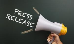 Publish your press release