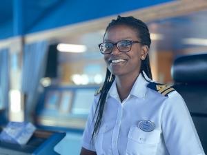 Mariner Sets Goal to Be First Bahamian Royal Carib Captain