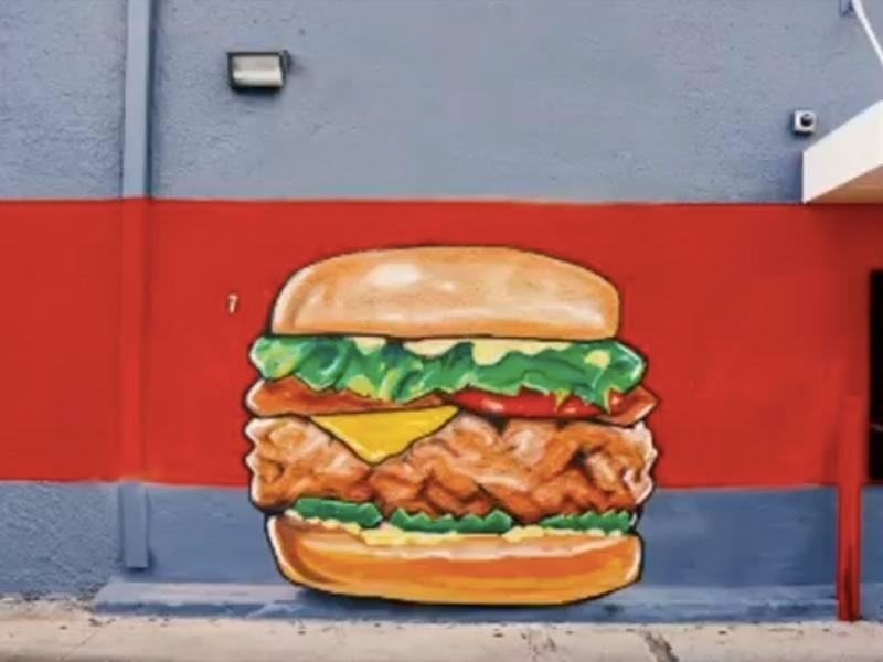 Mural by Dahar Butler