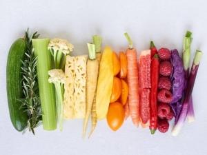 Eating the Rainbow - Bahamas Vegetables