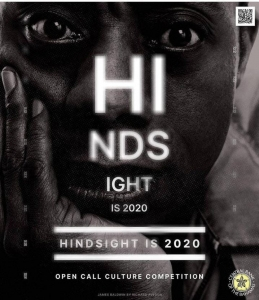 """""""Hindsight Is 2020"""" Open Call Culture Competition"""
